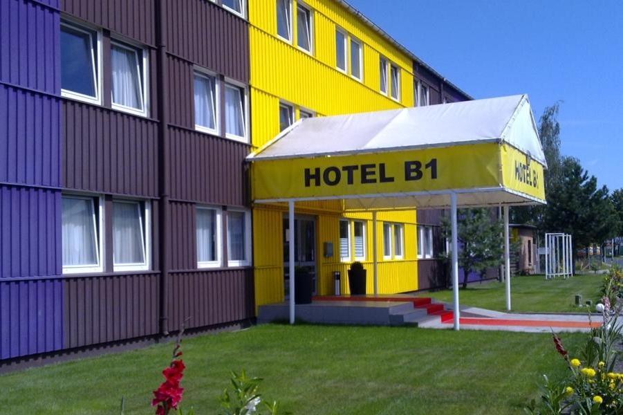 Hotel B1 Berlin Hotel B1 Hotel B1 Tourist
